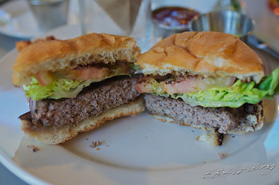 The Burger from The Eatery