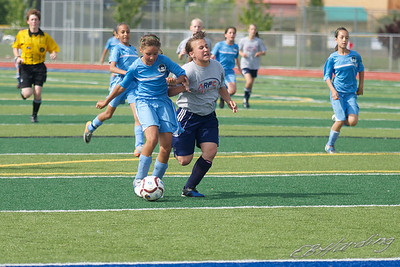 Sacramento Gold game vs  FC Hasental at RCHS